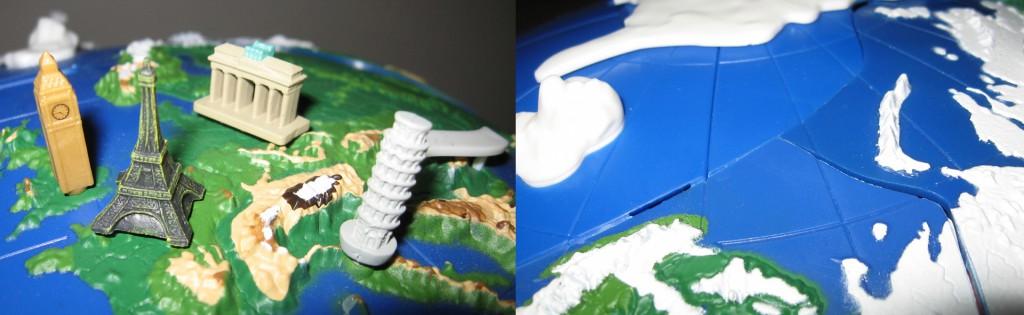 Details Miniaturen und Spaltmaße